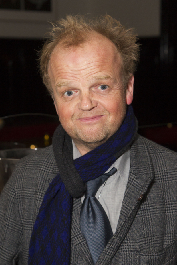 <p>Toby Jones</p><br />© Dan Wooller for WhatsOnStage