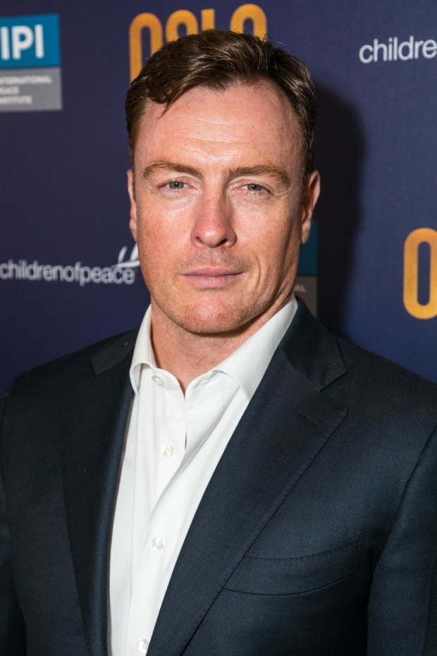 <p>Toby Stephens (Terje Rod-Larsen)</p><br />© Dan Wooller for WhatsOnStage