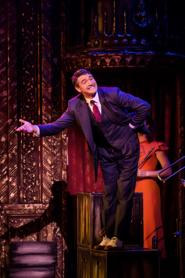 <p>Tom Chambers (Bobby)</p><br />© The Other Richard