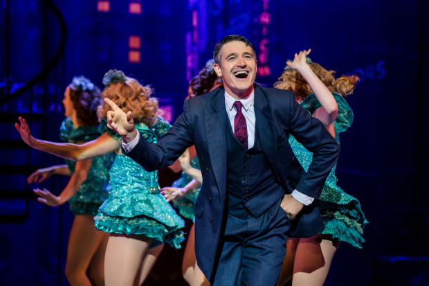 <p>Tom Chambers (Bobby) and company</p><br />© The Other Richard