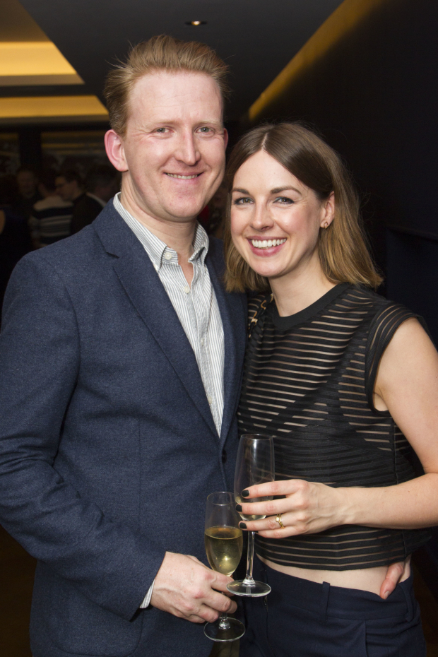 <p>Tom Goodman-Hill and Jessica Raine</p><br />© Dan Wooller for WhatsOnStage