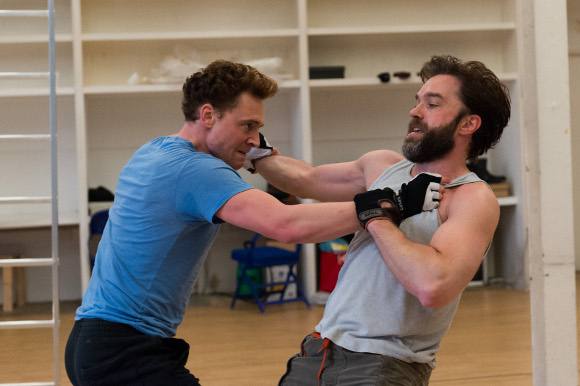 <p>Tom Hiddleston and Hadley Fraser</p><br />© Manuel Harlan