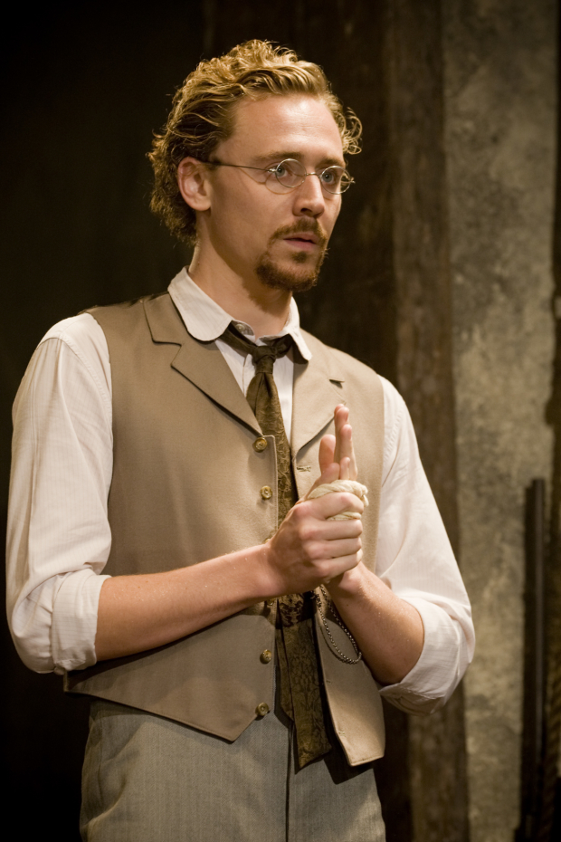 <p>Tom Hiddleston as Eugene Lvov in <em>Ivanov</em> at Wyndham&#39&#x3B;s Theatre</p><br />© Johan Persson