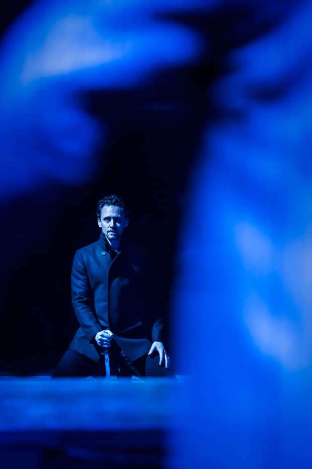 <p>Tom Hiddleston (Hamlet)</p><br />(c) Johan Persson
