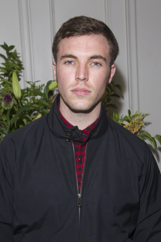 <p>Tom Hughes</p><br />© Dan Wooller for WhatsOnStage