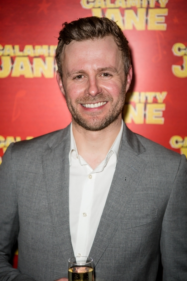 <p>Tom Lister</p><br />© Richard Davenport
