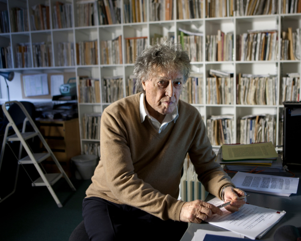 <p>Tom Stoppard</p><br />© Simon Annand