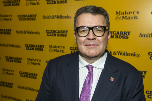 <p>Tom Watson</p><br />© Dan Wooller for WhatsOnStage