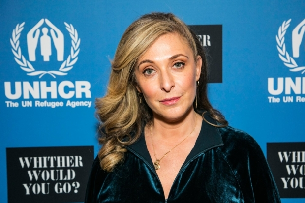 <p>Tracy-Ann Oberman</p><br />© Dan Wooller for WhatsOnStage