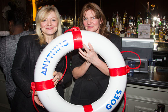 <p>Tracy Brabin and Clare Burt</p><br />© Dan Wooller for WhatsOnStage