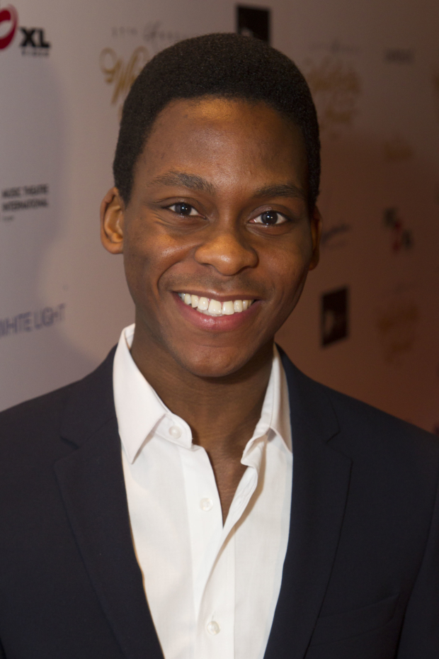 <p>Tyrone Huntley</p><br />© Dan Wooller for WhatsOnStage