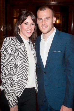 <p>Verity Rushworth and Dominic Shaw</p><br />© Dan Wooller