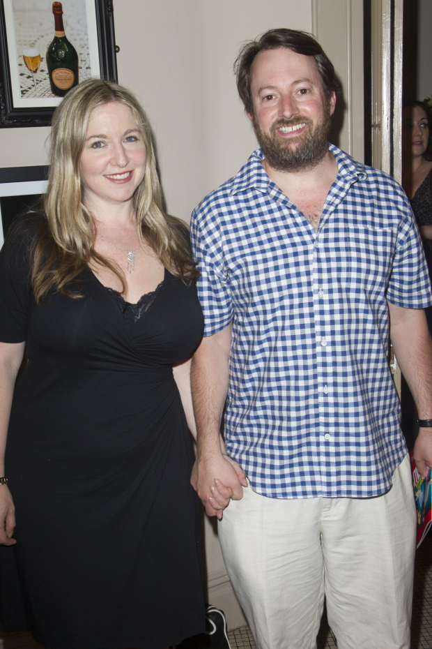 <p>Victoria Coren Mitchell and David Mitchell</p><br />© Dan Wooller for WhatsOnStage