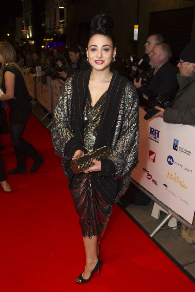 <p>Victoria Hamilton-Barritt</p><br />© Dan Wooller for WhatsOnStage