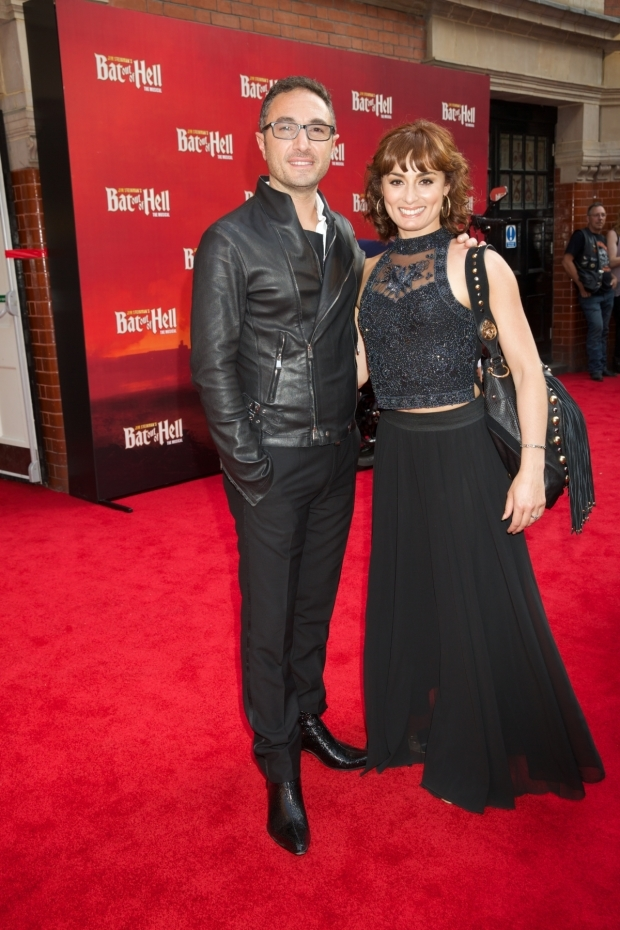 <p>Vincent Simone and Flavia  Cacace</p><br />© Piers Allardyce