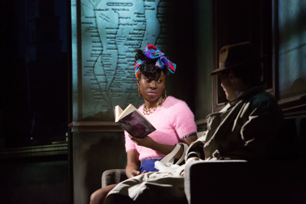 <p>Vivienne Acheampong in <em>City of Glass</em> </p><br />©Jonathan Keenan