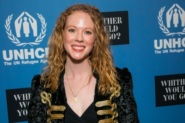<p>Zoe Boyle</p><br />© Dan Wooller for WhatsOnStage