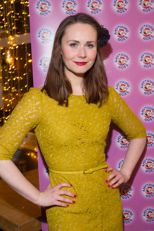 <p>Zoe Rainey</p><br />© Dan Wooller for WhatsOnStage