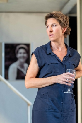 Photos: First look at Tamsin Greig in The Intelligent Homosexual's Guide...