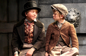 First look at Oliver! at the Watermill Theatre