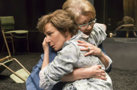 First look: Zoe Wanamaker in Elegy