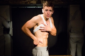 Gym addiction: The line between me and my play's protagonist became very faint
