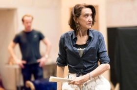 Donmar's The Way of the World: first look at Haydn Gwynne and the cast