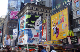 Test your theatre knowledge: New York theatre