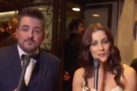 Watch: Live from the WhatsOnStage Awards red carpet