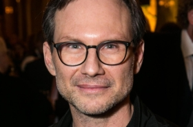 Patrick Stewart and Christian Slater join cast for gala night of Oslo
