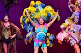First look at Priscilla Queen of the Desert tour