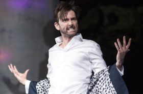 First look at David Tennant and cast of  Don Juan in Soho