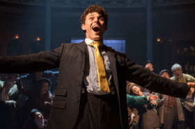 Stiles & Drewe on bringing Half a Sixpence back to life