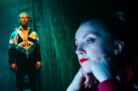 First look at Evanna Lynch in Disco Pigs