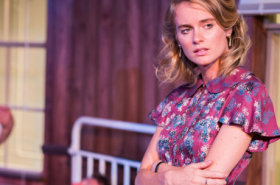 Cressida Bonas  to transfer with Mrs Orwell to the Southwark Playhouse