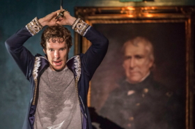 Mixed bag for Cumberbatch's heavily-hyped Hamlet