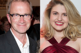 Harry Enfield and Lizzy Connolly to star in Once in a Lifetime at Young Vic