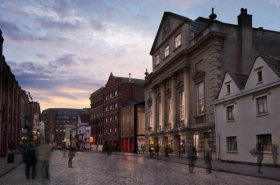 Check out what the new Bristol Old Vic will look like