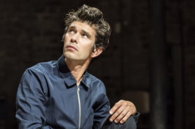 First look at Ben Whishaw and cast in Against at the Almeida