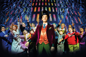 Charlie and the Chocolate Factory to hold open auditions