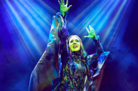 First look: Rachel Tucker as Elphaba in Wicked