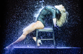 Exclusive: First look at Joanne Clifton in UK tour of Flashdance