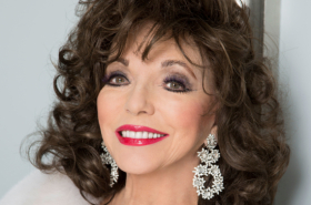 Dame Joan Collins on Joan Collins Unscripted