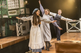 The Railway Children extends