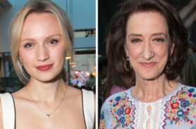 Haydn Gwynne and Kate Fleetwood join Emily Berrington for opening night of Machinal