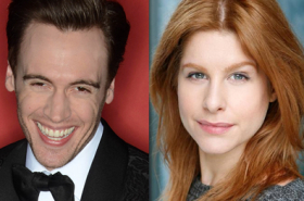 Cassidy Janson and Charl Brown join Erich Bergen in concert