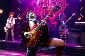 School of Rock to open at New London Theatre in October