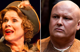 Imelda Staunton and Conleth Hill to star in Who's Afraid of Virginia Woolf?