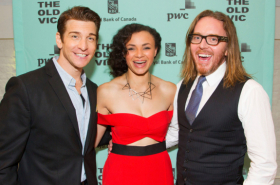 Photos: Tim Minchin and cast celebrate opening night of Groundhog Day