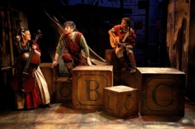 First look at the Watermill's The Borrowers